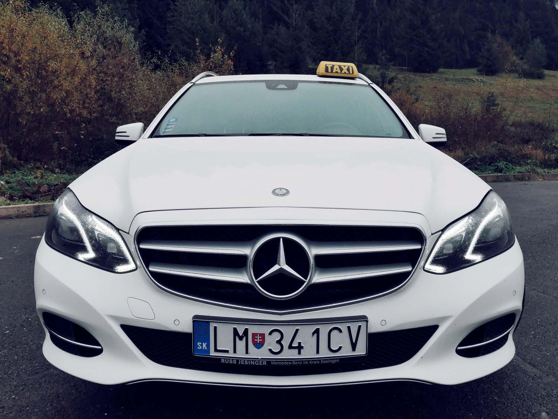 Taxi služby Liptov